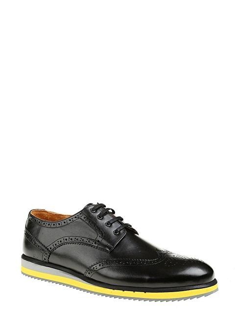 Beue El Yapımı Casual Ayakkabı Siyah